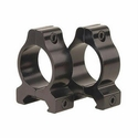 "Rifleman Vertical Split Rings - .826"" Gloss Black"