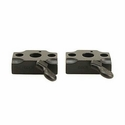 Quick Release Two Piece Base - Steyr SBS  Classic Mann  Matte Black