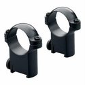"Leupold CZ 1"" Ring Mounts - CZ 527  High  Matte"
