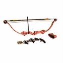Majestic Recurve Compound Bow Set - 20lbs