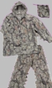 3D Natural Camo Suit Large/XL