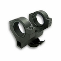 "Carry Handle Mount/Adapter - AR15 30mm Mount 1"" Inserts 2.5"""