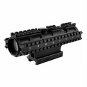 Tactical 3-Rail Sighting System - 2-7x32/Mil-Dot/GN/Weaver Moun