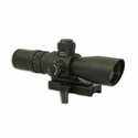Mark III Tactical Scope Series - 2-7x32 Compact Red/Green Illuminated Mil-Dot