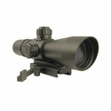 Mark III Tactical Scope Series - 4x32 Compact Red/Green Illuminated P4