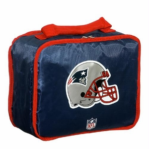 New England Patriots NFL Lunchbreak Lunch Bag