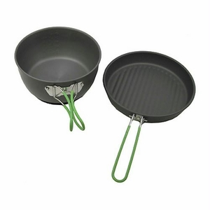 Terra Lite HE 2 pot Cook Set