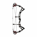 "Quicksilver 31 SS Compound Bow Right Hand Black Riser Camo Limbs - 70 lb 28 1/2"" Draw Length"