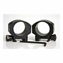 Scope Ring Mount Set For 30mm - Short 1/4""