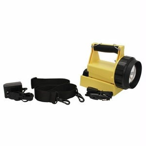 Vulcan/Fire Vulcan - Standard Flashlight System w/ AC/DC Chargers Yellow