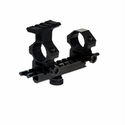 "Tactical Weapon 1 Piece Mount 1"" - w/Upper Rail Mounts"