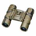 Essentials Binoculars - 12x25mm Brown/Camo