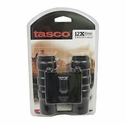 Essentials Binoculars - 12x25mm Black Roof Prism