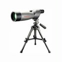 World Class Spotting Scope - 20-60x60mm Gray/Black Porro w/Tripod