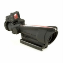 ACOG - 3.5x35 Illuminated Red-X Reticle .223 4.0 Minutes Of Angle