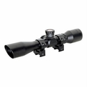 Scope Tac 4x32 w/rings Black Box
