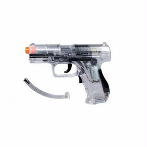 Walther Replica Soft Air - P99 Electric Clear