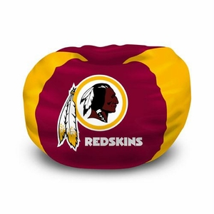 Washington Redskins NFL Team Bean Bag (96 Round)