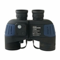 Waterprof Binoculars - 7x50 w/Compass & Light Floating