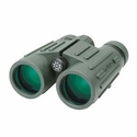 Waterprof Binoculars - 10x42 Green Rubber