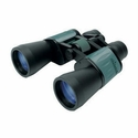 Zoom Binoculars - 8-24x50 Black Rubber
