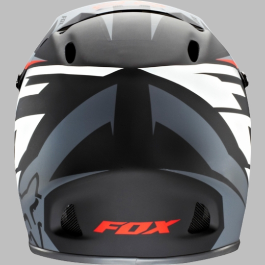 Fox Rampage Full Face Helmet for BMX / MTB / Downhill