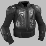 Fox Titan Sport Jacket Upper Body Armor for Youth
