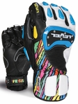 Level SQ CF Ski Racing Gloves