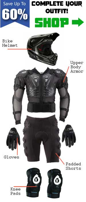 Mountain Bike Protective Gear