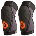 SixSixOne EVO Knee Guards with d3o (Pair)