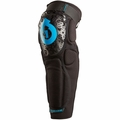 SixSixOne Rage Soft Shell Knee/Shin Guard (Pair)