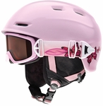 Smith Optics Cosmos Jr. Helmet and Galaxy Goggles for Ski/Snowboard