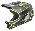 Troy Lee Designs D2 Helmet for Mountain Bike / BMX
