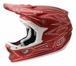 Troy Lee Designs D3 Pinstripe 2 Composite Helmet