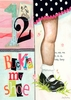 1 2 Buckle My Shoe - Girl Canvas Wall Art