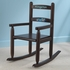 2-Slat Rocking Chair - Espresso