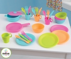 27 Piece Bright Cookware Set