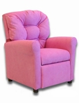 4 Button Child Recliner Chair