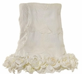 6 Floral White Shades $(+240.00)