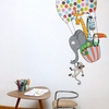 A Balloon Ride Wall Decal