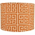 A'Mazing Orange Lamp Shade