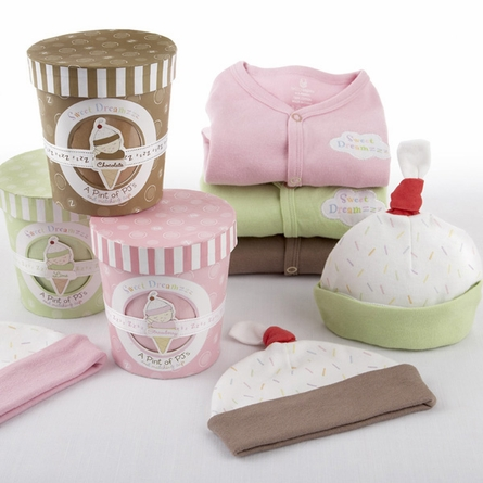 A Pint of PJs Sleep-Time Gift Set - Strawberry