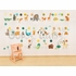 A through Z Animals Peel & Place Wall Stickers