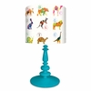 A to Z Animal Prints Lamp