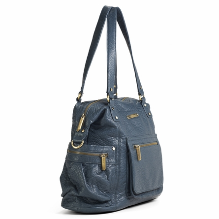 Abby Diaper Bag - Ocean Blue