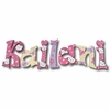 Kailani Hello Kitty Hand Painted Wall Letters