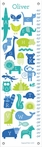 ABC Animalia Blues Growth Chart
