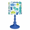 ABC Animalia Blues Lamp