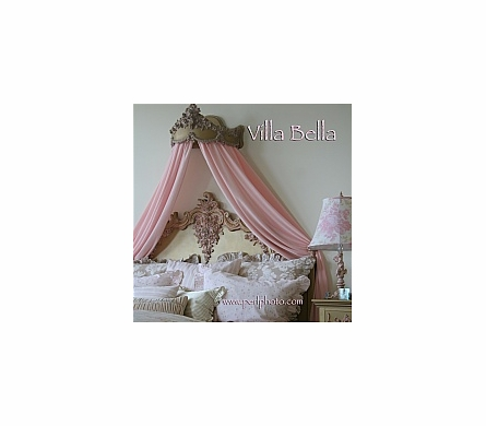 Abigail Bed Crown