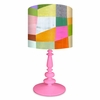 Abstract Blocks Lamp